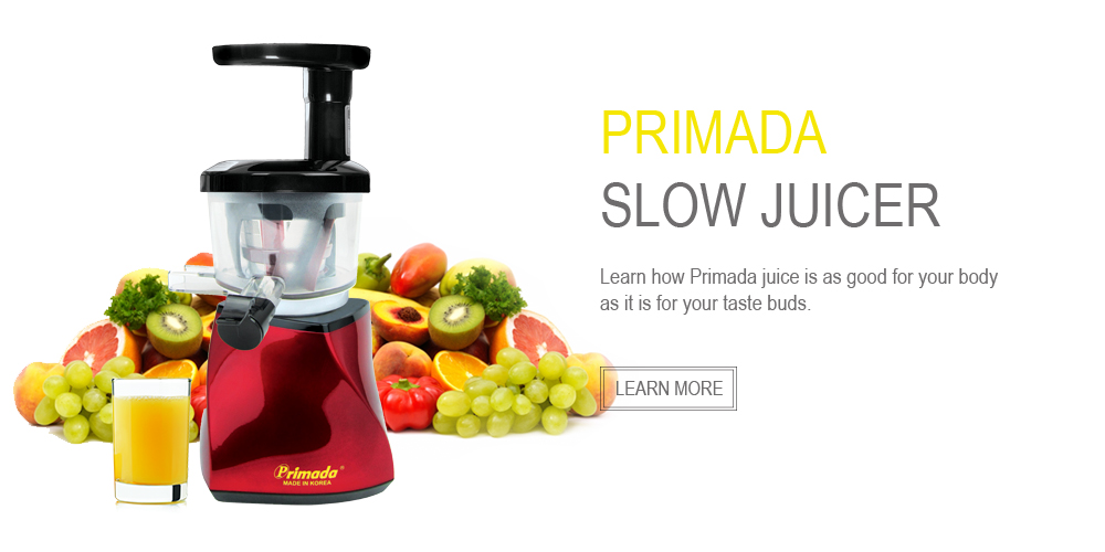 Primada Slow Juicer Psj 1 : Primada Malaysia