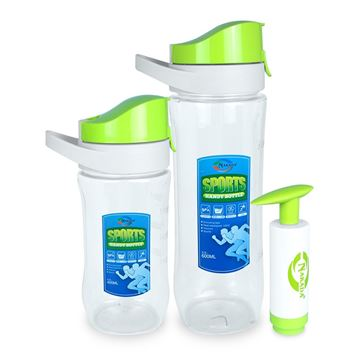 Picture of Vacuum Travel Bottle Set