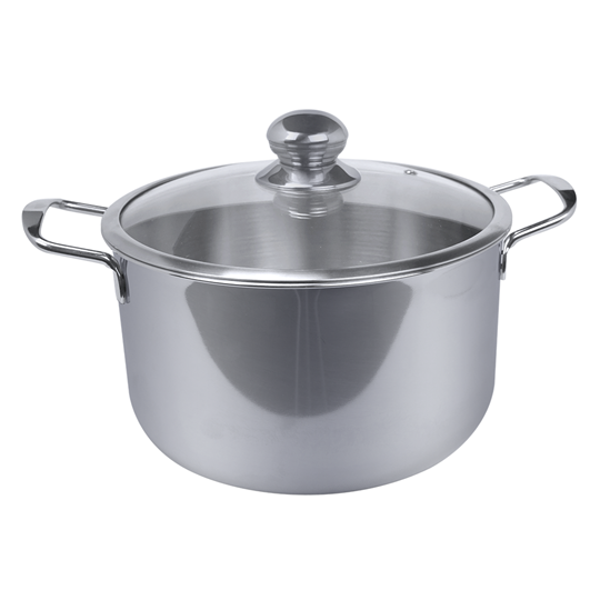 Picture of CUOCO 6L Stainless Steel Pot